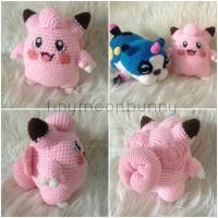 Clefairy (with pattern)