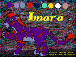 Imara the Liger by Quachir