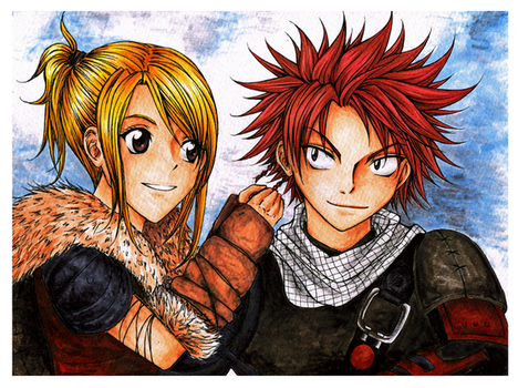 How to Train Your Dragneel by HeartandVoice