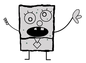 DoodleBob (My Version) by FairyTailFanatic2003