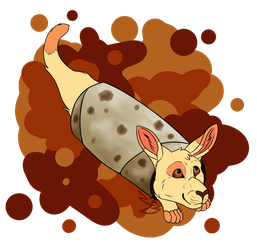 YCH - Specialty 'Roo Burrito by Ferrah5216