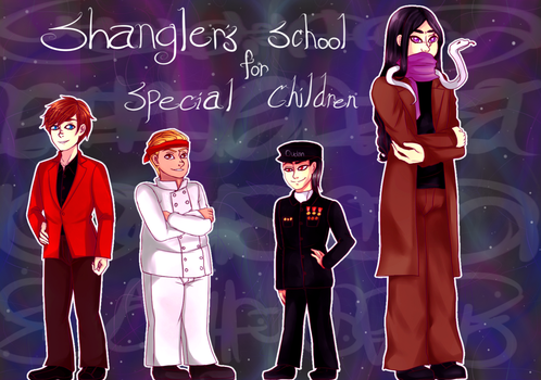 .:Shangler's school for special children:. by FeeX123