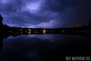 Stormy Night by photographicfireman