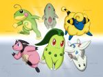 Johto Soul Champions by fab-wpg