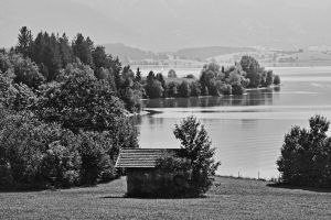 Forggensee by UdoChristmann