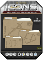BSG Icons Vol 10.1 by CQ - Win by BSG75