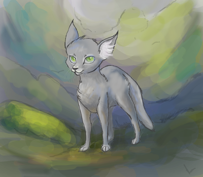 Dovewing by dancingfoxbird