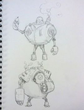 Robots! by br50