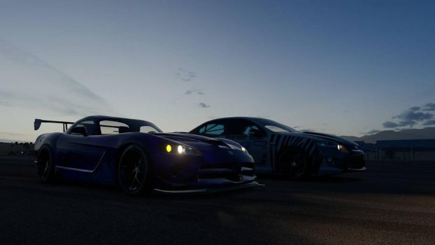Cruising w/ another Xbox friend by forzagamer32