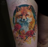 Foxy by Olggah
