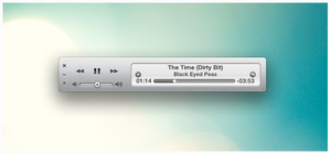 iTunes Mini mnml for CAD by nardoxic
