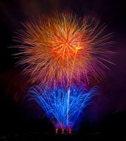 Fireworks by deseonocturno