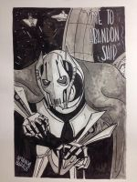 General Grievous by ninjaSuika