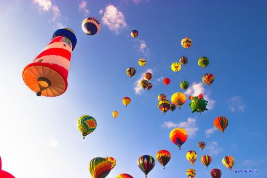 QuickChek New Jersey Festival of Ballooning by robmurdock