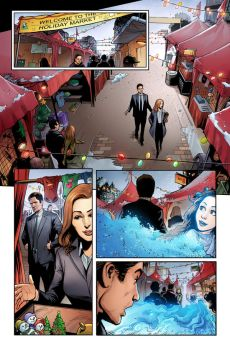 The X-Files XMAS 2016 Page 8 by sebastiancheng