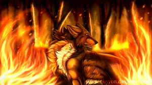 ||Wildfire|| by qhyron