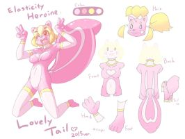 Lovely Tail character sheet 2015 [1] by dlrowdog