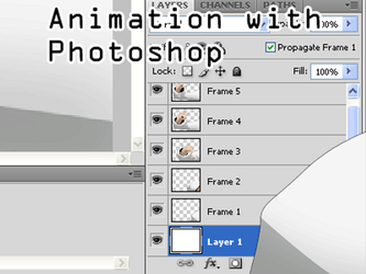 How I Animate with Photoshop by Keh-ven