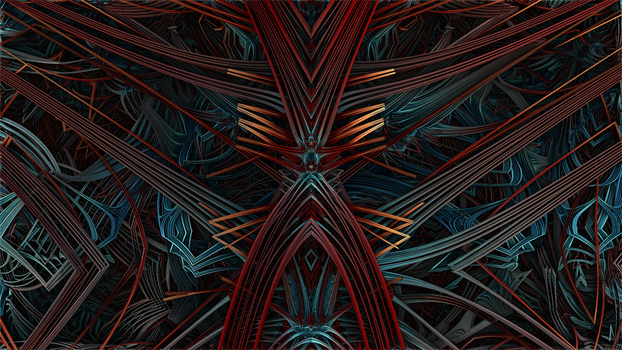 Arteries and Veins by pencillus