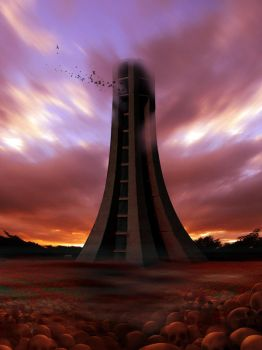 A Dark Tower by TheOtherCraftLord