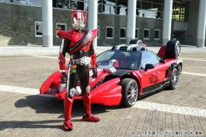 Coming soon... Kamen Rider DRIVE. by Kamen-Riders