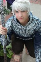 Jack Frost Katsucon 2013 by NitsukuCosplay