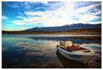 Lake polifytos, Kozani,Greece by GDALLIS