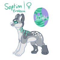Septim the Evoloon by Seyeba