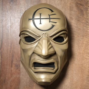 Overseer Mask Sculpture - Dishonored by ModulusProps