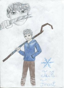 Jack Frost by Esther24