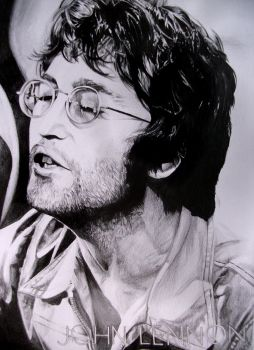 John Lennon by Law3208