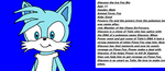 Glaceon the Ice Fox Bio by Power1x