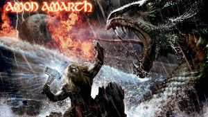Amon Amarth Twilight Of The Thunder God Wallpaper by Panico747