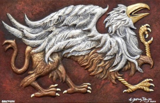 Gryphon by kevindyer