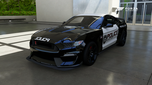 SCPD - 2016 Ford Shelby GT350R - Front by xboxgamer969