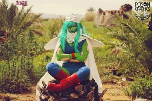 Lady Piccolo  (Editado) by LuffySwan