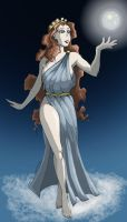 The Muses - Urania by MadFretsy