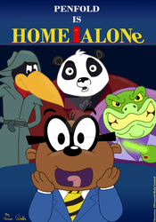 Penfold Is...Home Alone by AnimationFanatic