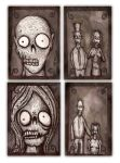 Family Decay Series Five by justinaerni