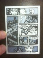 ImageSuper-Mini Comic Page by DerecDonovan
