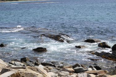 .: The Rocks of Tor Bay :. by Icesis