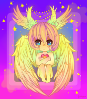 Little Angel by frenchysmagicaltrip