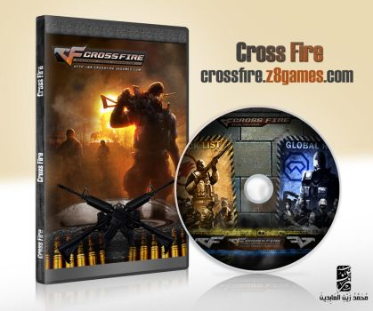 Crossfire dvd cover by Mohamed-Zain
