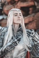 Thranduil - The Elven King by Dziro--kun