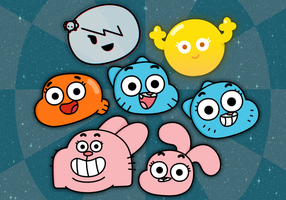 Gumball Cover Art by Deltaplanet