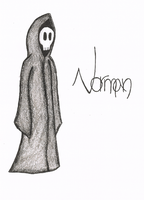 Norman by blacklilly5150