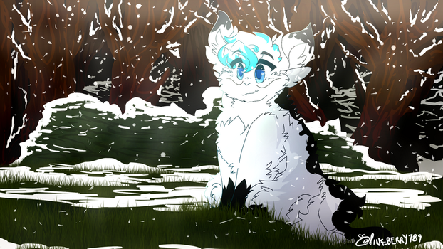 snow \\ gift by pineberry789