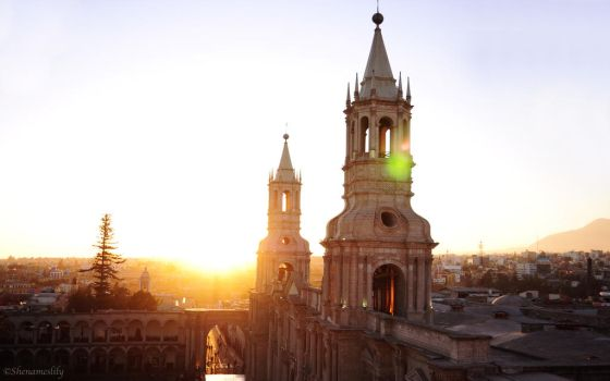 Arequipa by SheNamesLily