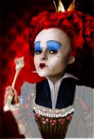 Red queen by 6maryjane