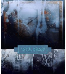 TEXTURE PACK #3 | HOPE AGAIN by everlastinglights